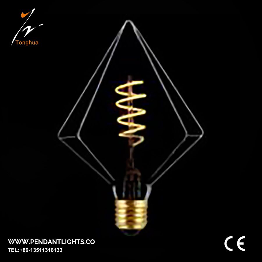 Soft LED Filament Bulb C125