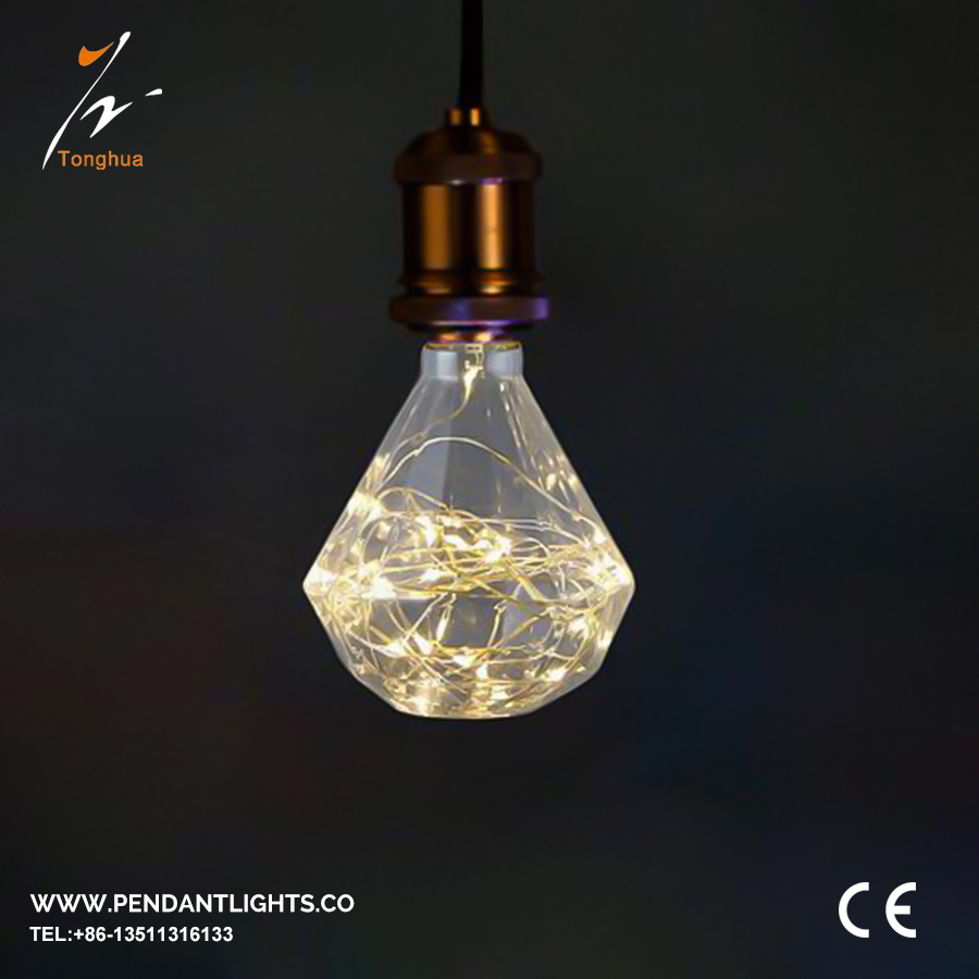 LED Copper Wire Bulb D95