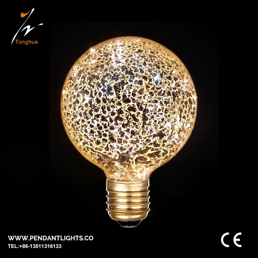 LED Copper Wire Bulb G80