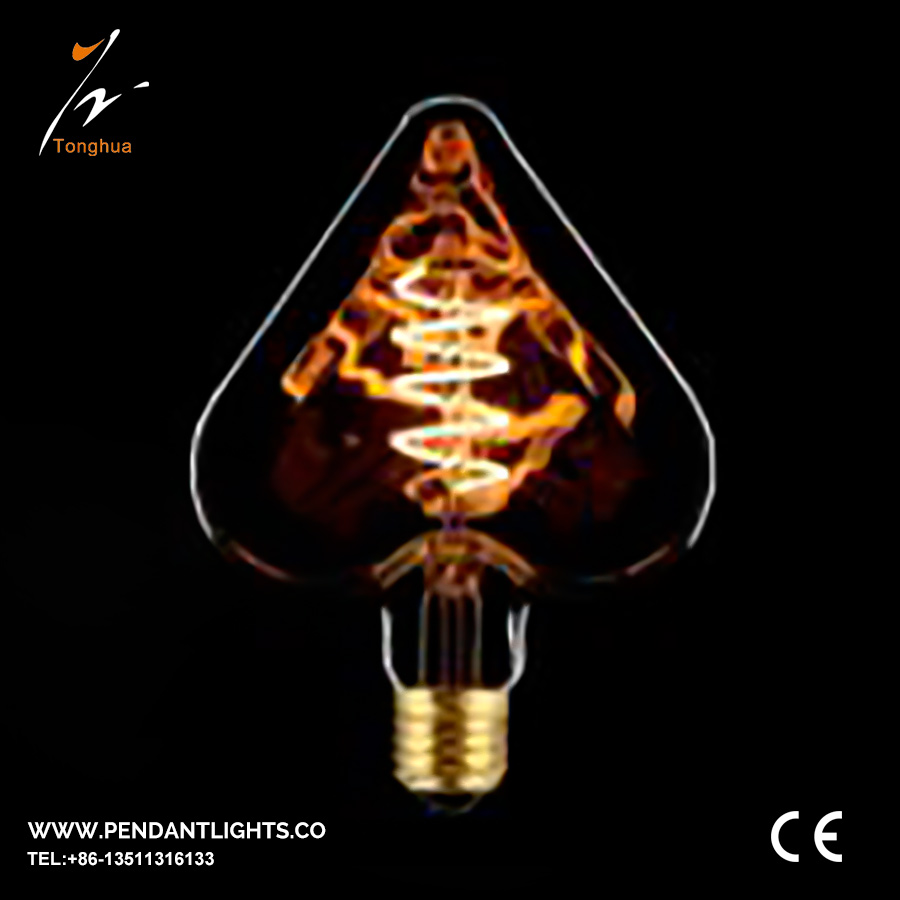 Soft LED Filament Bulb H125