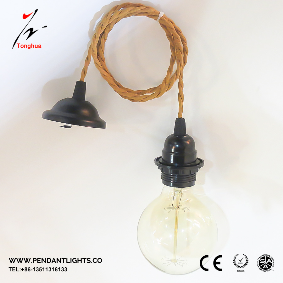Vintage Pendant Light Kit-60