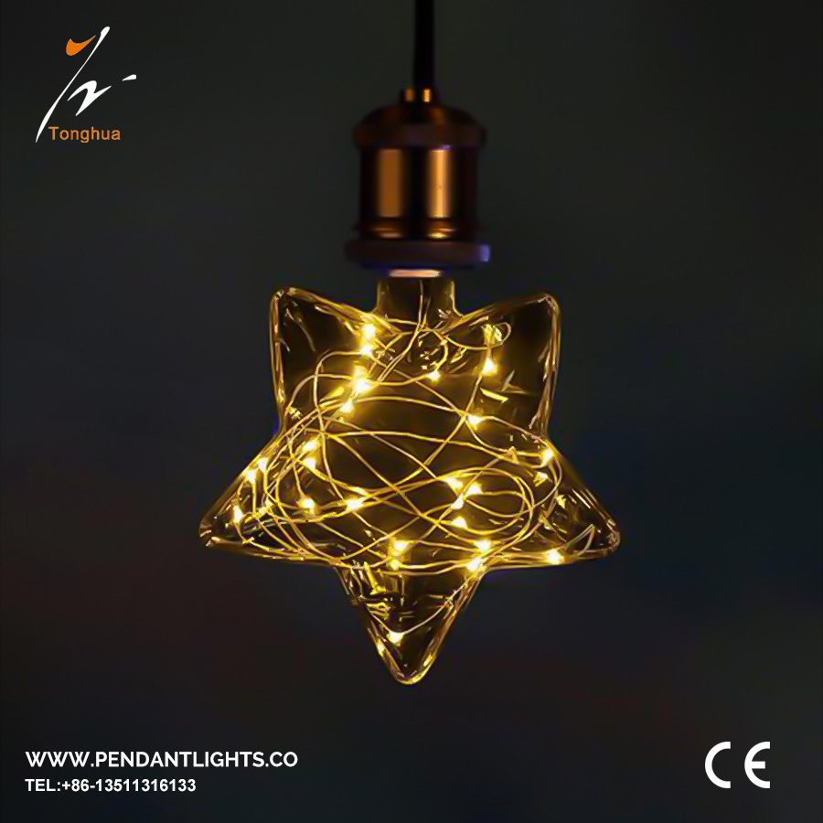 LED Copper Wire Bulb S150