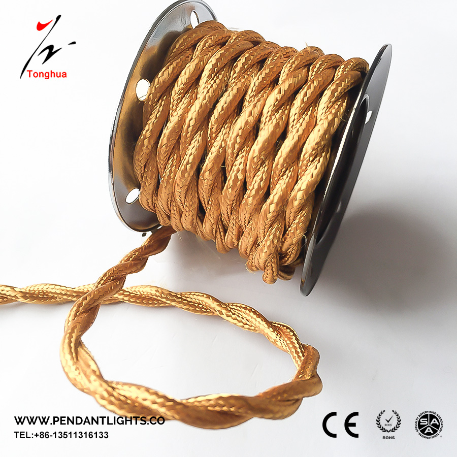 Twisted Braided Wire-10