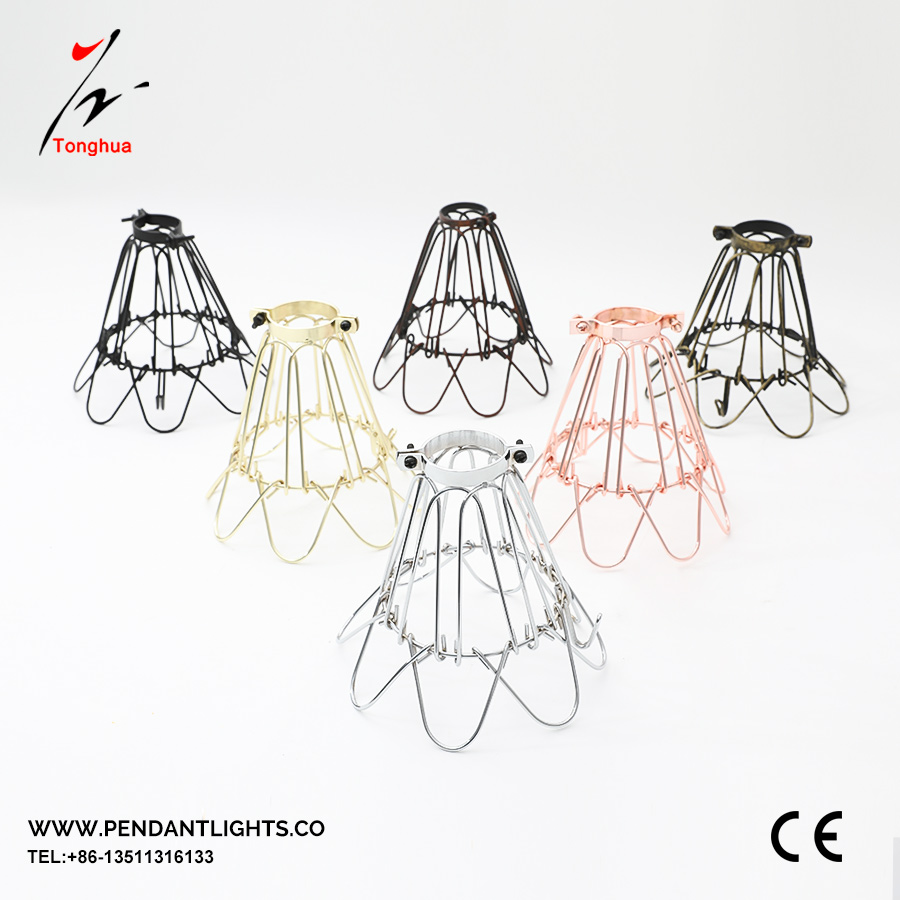 Lamp cage shade manufacturerschina lamp shade suppliers for sale lamp shade 2 aloadofball Gallery